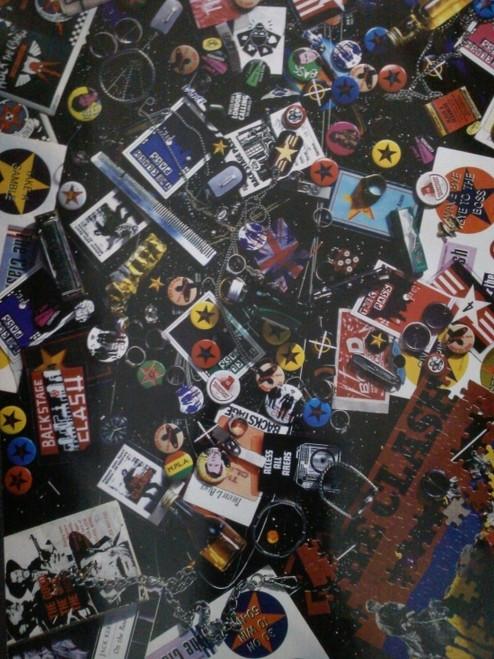 The Clash Promotional Poster - Item # rar99914618