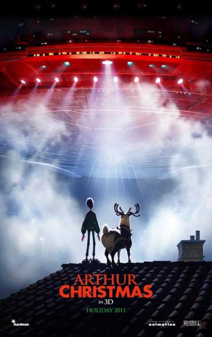 Arthur Christmas Movie Poster Print (27 x 40) - Item # MOVIB27153