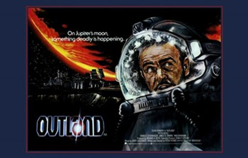 Outland Movie Poster (17 x 11) - Item # MOV206694