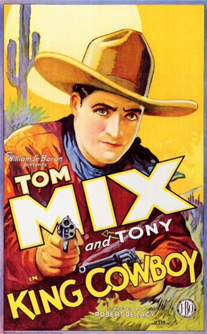 King Cowboy Movie Poster (11 x 17) - Item # MOV199162