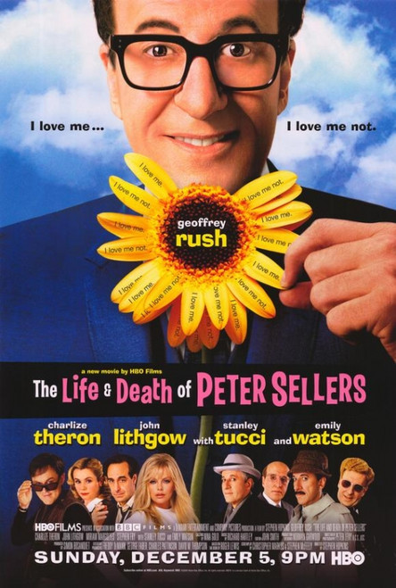 The Life and Death of Peter Sellers Movie Poster Print (27 x 40) - Item # MOVGF1832