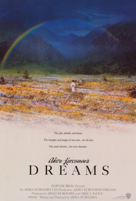 Akira Kurosawa's Dreams Movie Poster Print (27 x 40) - Item # MOVAF9282