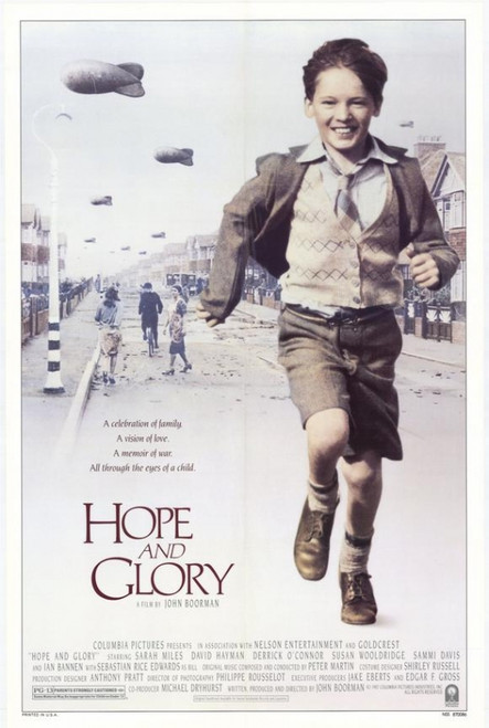Hope and Glory Movie Poster Print (27 x 40) - Item # MOVEF9412