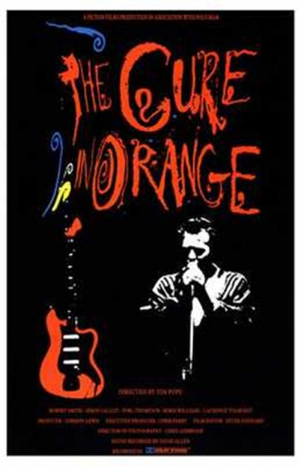 The Cure in Orange Movie Poster (11 x 17) - Item # MOV170598