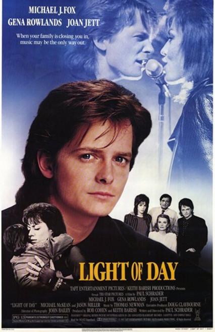 Light of Day Movie Poster (11 x 17) - Item # MOV255475