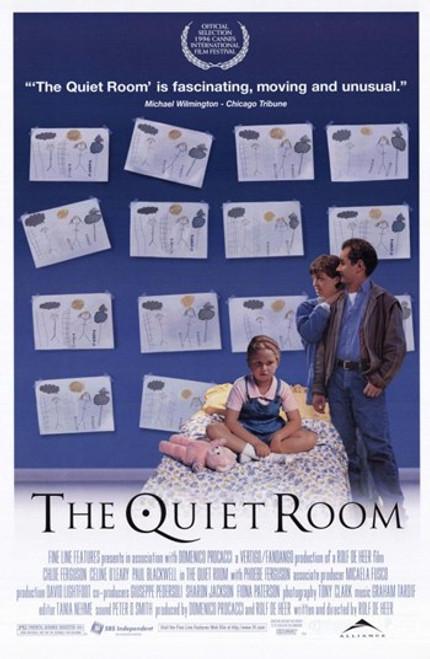 The Quiet Room Movie Poster (11 x 17) - Item # MOV249092