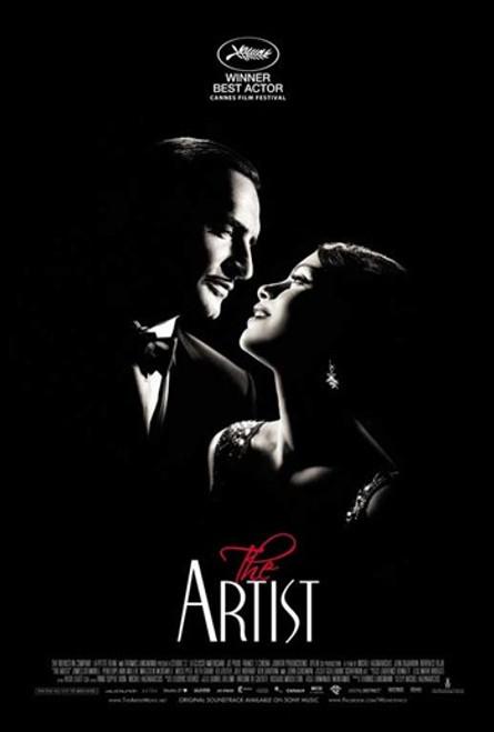 The Artist Movie Poster (11 x 17) - Item # MOVEB16784