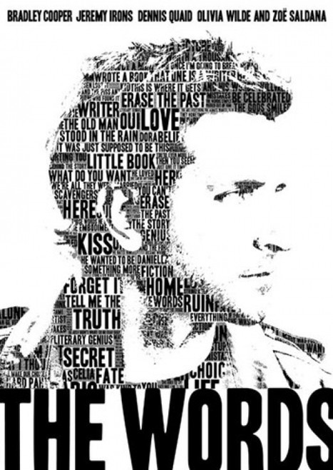 The Words Movie Poster (11 x 17) - Item # MOVCB14305