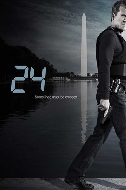 24 - style G Movie Poster (11 x 17) - Item # MOV490600
