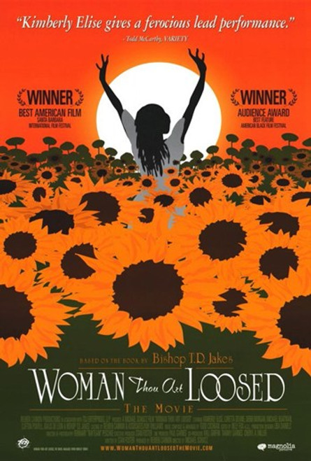 Woman Thou Art Loosed Movie Poster (11 x 17) - Item # MOV241224