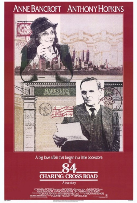 84 Charing Cross Road Movie Poster Print (27 x 40) - Item # MOVCF5434
