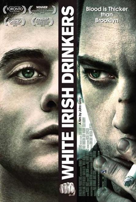 White Irish Drinkers Movie Poster (11 x 17) - Item # MOVGB05773