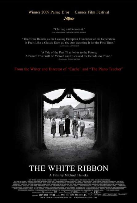 The White Ribbon Movie Poster Print (27 x 40) - Item # MOVCB30370