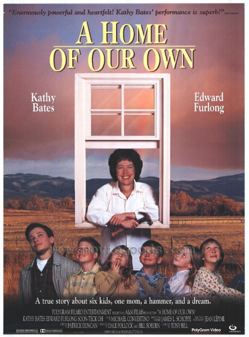 A Home of Our Own Movie Poster Print (27 x 40) - Item # MOVIH9651