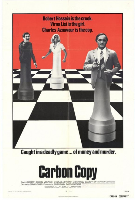 Carbon Copy Movie Poster Print (27 x 40) - Item # MOVEH8680