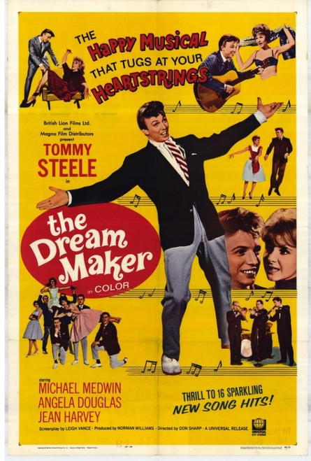 The Dream Maker Movie Poster Print (27 x 40) - Item # MOVCH5224