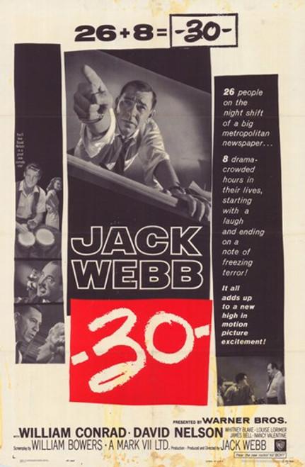 30 Movie Poster (11 x 17) - Item # MOV376139