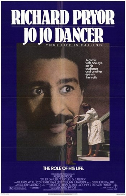 Jo Jo Dancer Your Life Is Calling Movie Poster (11 x 17) - Item # MOV248325
