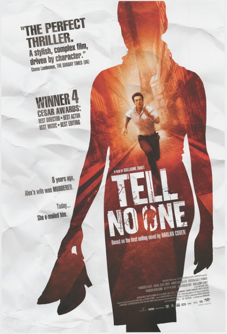 Tell No One Movie Poster Print (27 x 40) - Item # MOVAI7255