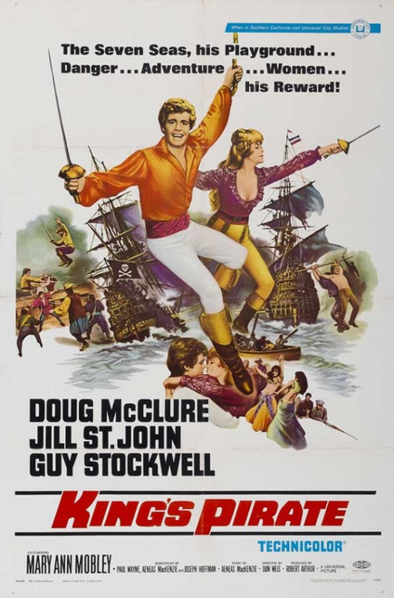 Kings Pirate Movie Poster Print (27 x 40) - Item # MOVEH0271