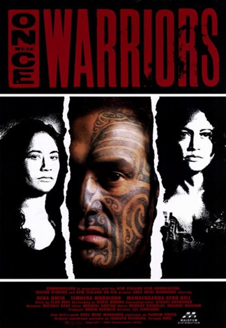 Once Were Warriors Movie Poster (11 x 17) - Item # MOV196492