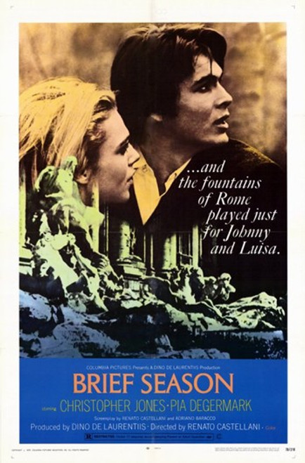 Brief Season Movie Poster (11 x 17) - Item # MOV203494