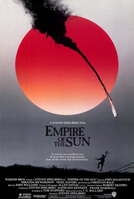 Empire of the Sun Movie Poster Print (27 x 40) - Item # MOVIF7305