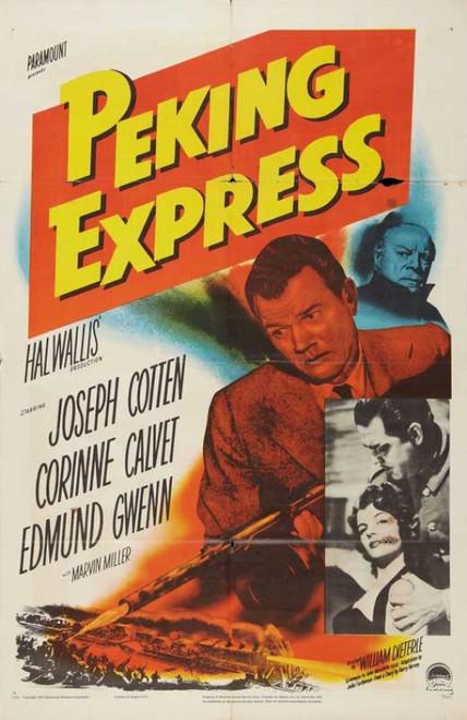 Peking Express Movie Poster Print (27 x 40) - Item # MOVCB68014