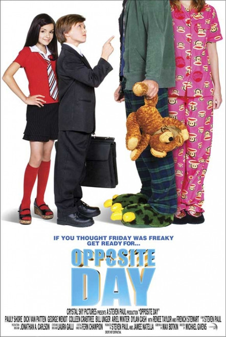 Opposite Day Movie Poster Print (27 x 40) - Item # MOVCB59560