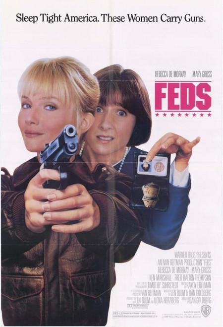 Feds Movie Poster Print (27 x 40) - Item # MOVGH4261