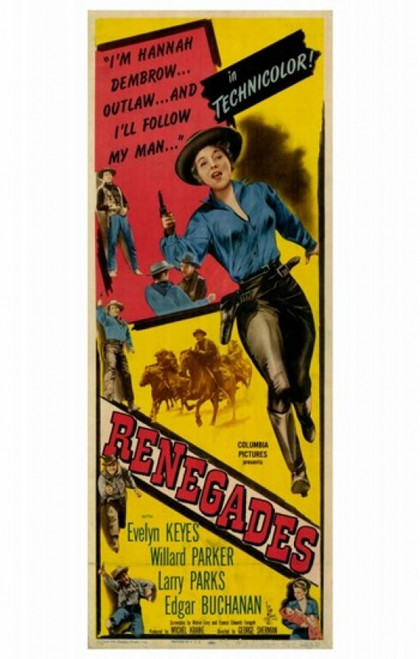 Renegades Movie Poster (11 x 17) - Item # MOV247556