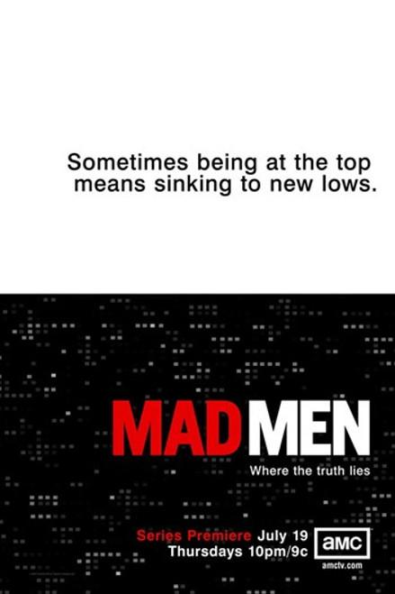 Mad Men Movie Poster (11 x 17) - Item # MOV419996