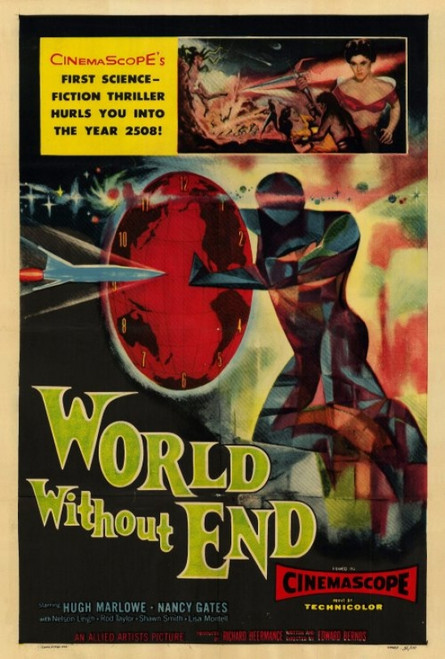 World Without End Movie Poster Print (27 x 40) - Item # MOVGF6406