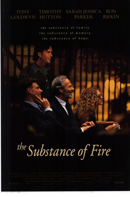 The Substance of Fire Movie Poster Print (27 x 40) - Item # MOVGH3437