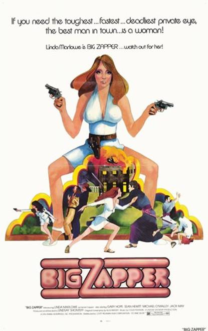 Big Zapper Movie Poster (11 x 17) - Item # MOV209256