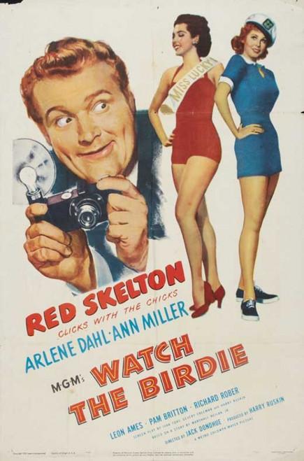 Watch the Birdie Movie Poster Print (27 x 40) - Item # MOVGB05804