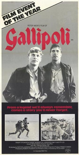 Gallipoli Movie Poster (11 x 17) - Item # MOV251942