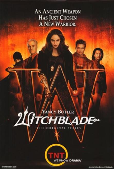 Witchblade Movie Poster (11 x 17) - Item # MOV291285