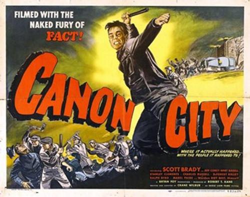 Canon City Movie Poster (17 x 11) - Item # MOV414103