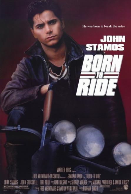 Born to Ride Movie Poster Print (27 x 40) - Item # MOVAF0317