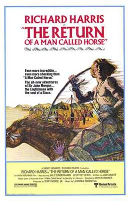 The Return of a Man Called Horse Movie Poster (11 x 17) - Item # MOV232780