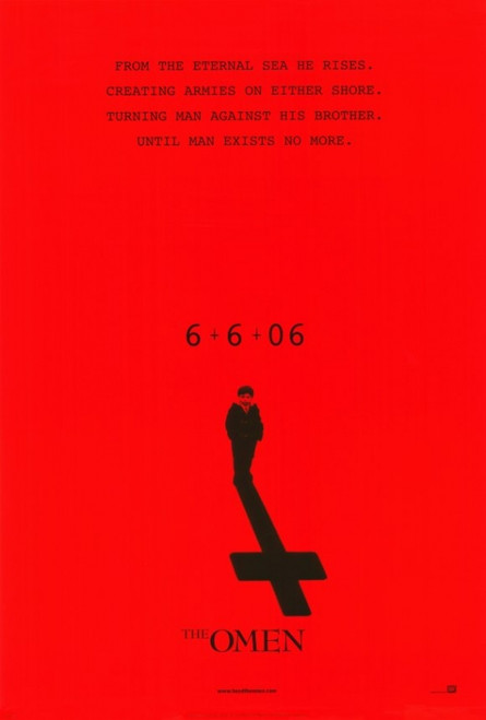 The Omen Movie Poster Print (27 x 40) - Item # MOVCH3362