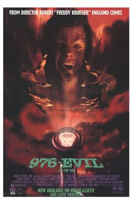 976-Evil Movie Poster (11 x 17) - Item # MOV231149