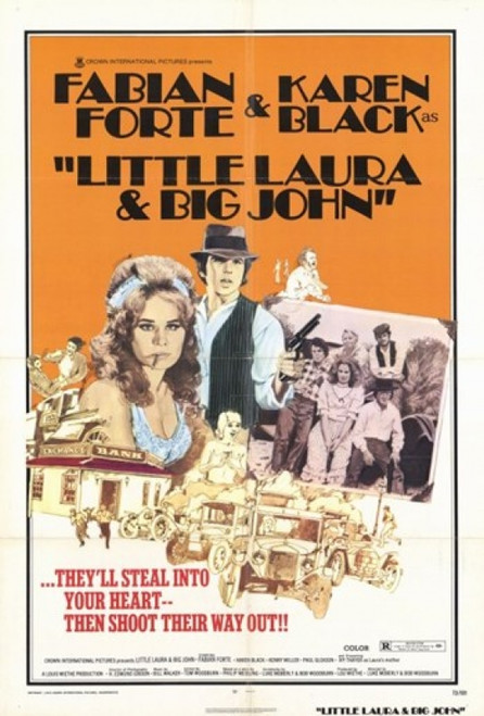 Little Laura and Big John Movie Poster (11 x 17) - Item # MOV204216