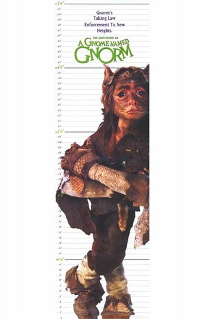 A Gnome Named Gnorm Movie Poster (11 x 17) - Item # MOV316614