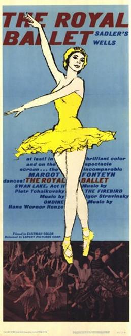 The Royal Ballet Movie Poster (11 x 17) - Item # MOV250195
