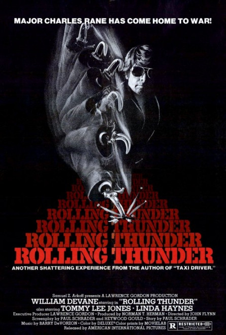 Rolling Thunder Movie Poster Print (27 x 40) - Item # MOVEF7383