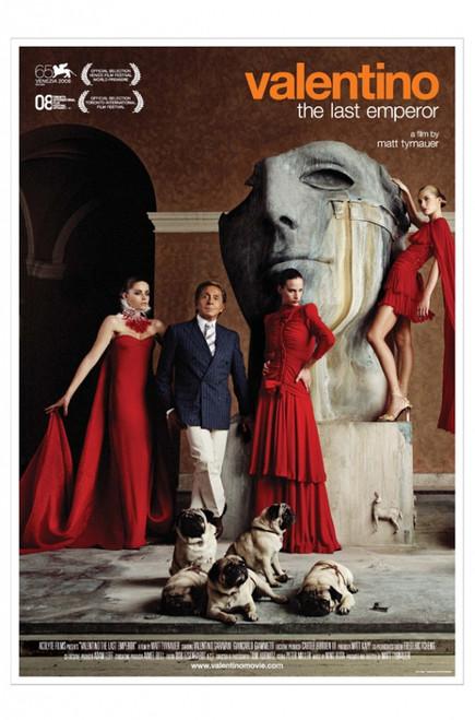 Valentino: The Last Emperor Movie Poster Print (27 x 40) - Item # MOVAI9365