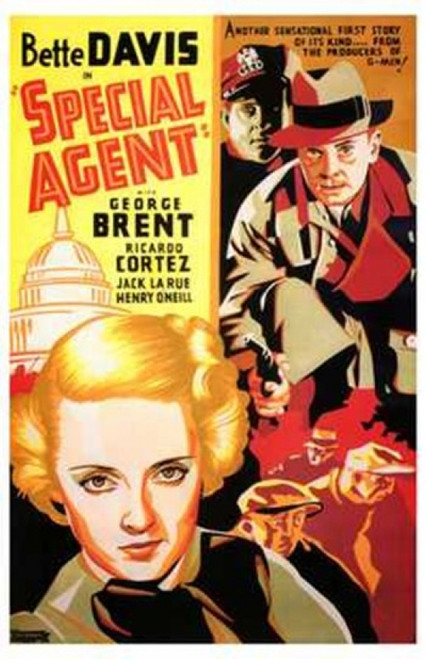 Special Agent Movie Poster (11 x 17) - Item # MOV208524