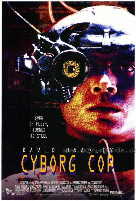 Cyborg Cop Movie Poster Print (27 x 40) - Item # MOVIH5653